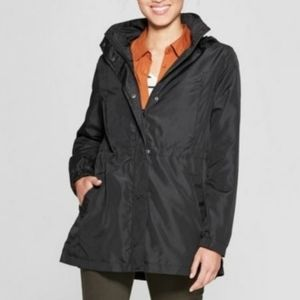 A New Day Women's Water Resistant Rain Jacket